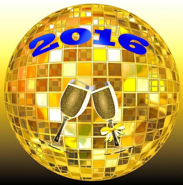ALFAG do Brasil compartilha um Feliz 2016!!!