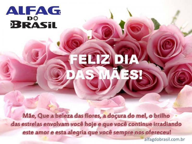 """Alfag do Brasil homenageia a """"Profissão Mãe"""" – DIA DAS MÃES"""