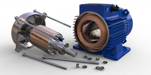 Conheça nossos serviços para motores elétricos