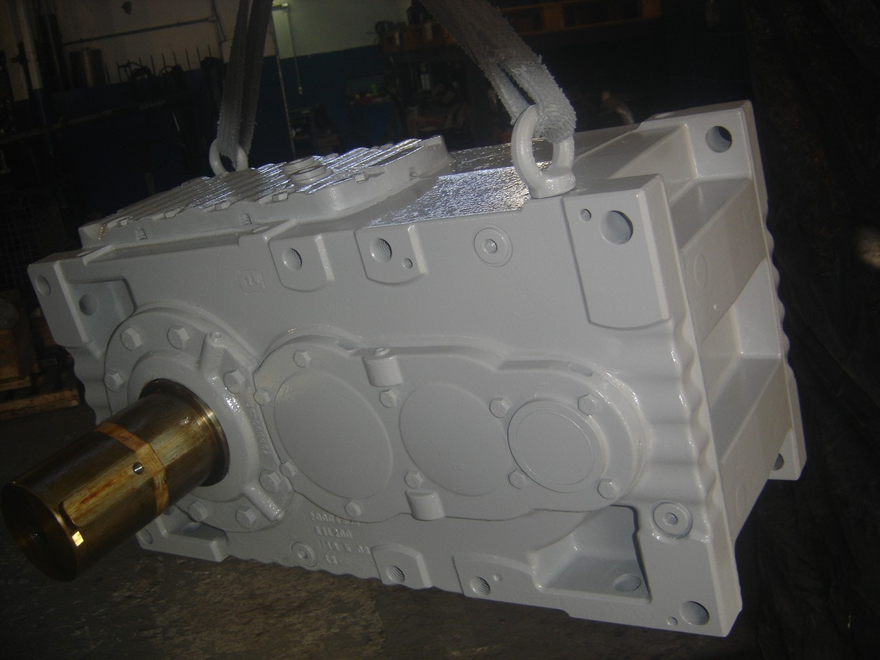 Motoredutor industrial