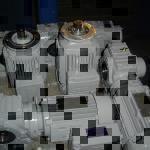Motoredutor de velocidade