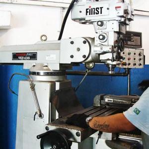 A usinagem e sua importância na indústria
