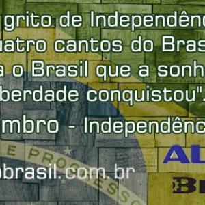 ALFAG do Brasil celebra Independência como marco de desenvolvimento do País