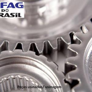 Alfag do Brasil fornece peças usinadas para NSK Rolamentos