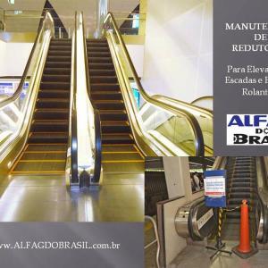 Escada rolante: falta de manutenção dá encrenca